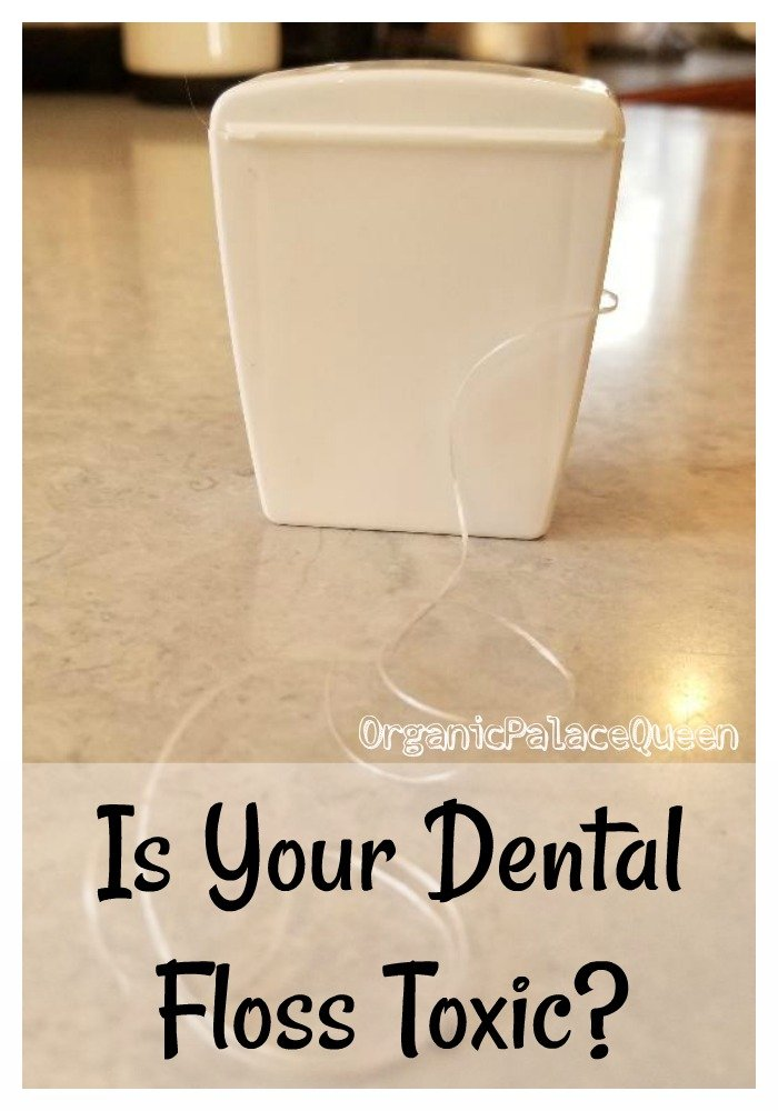 Toxins in your dental floss