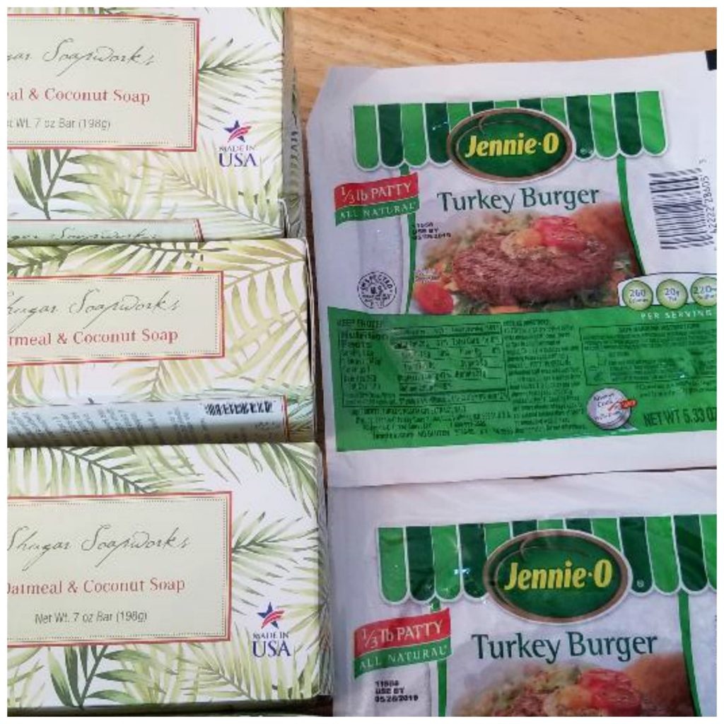 Healthy things to buy at the Dollar Tree store