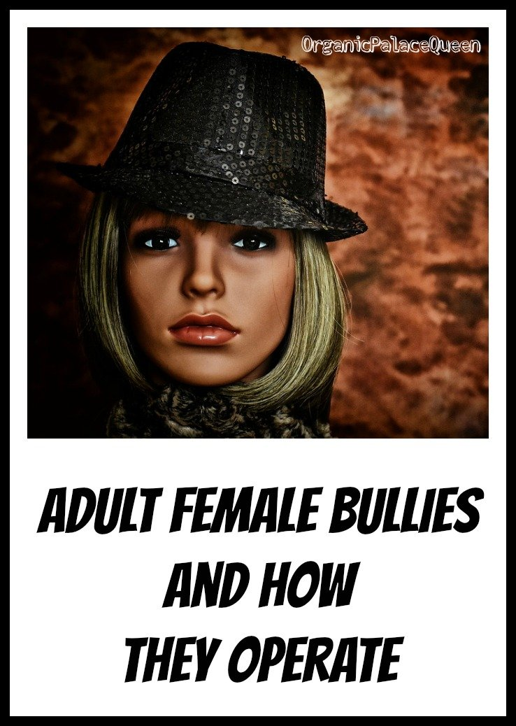 Adult female bullies and how they operate