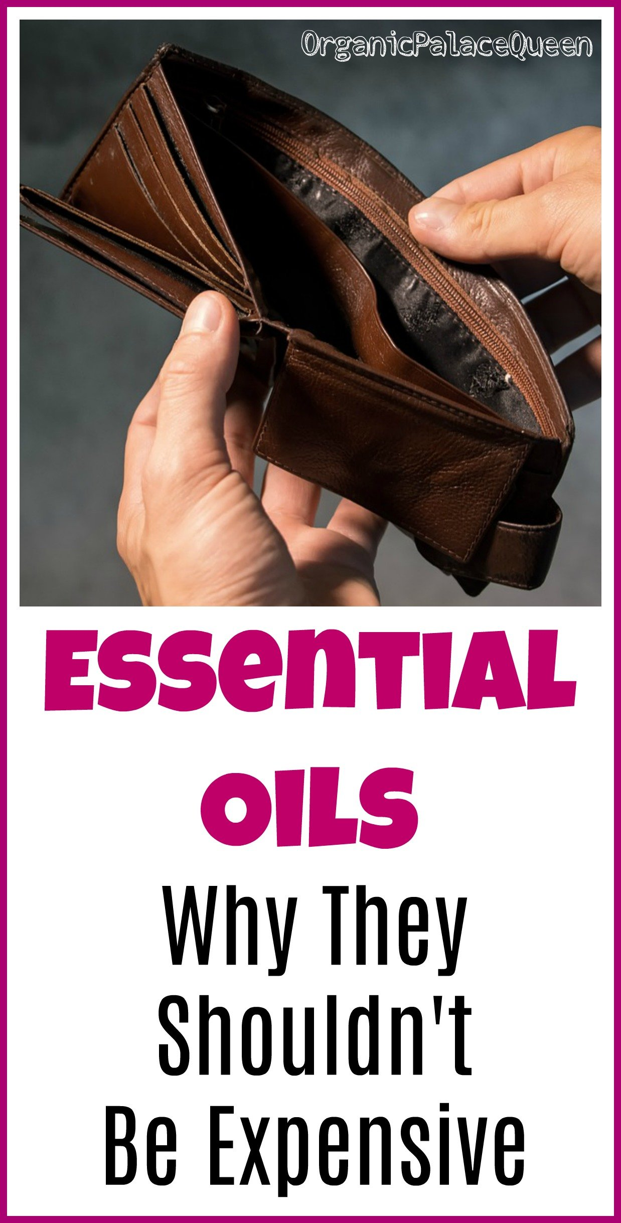 When to buy expensive essential oils