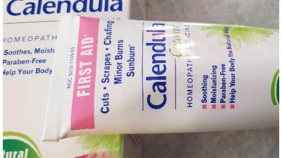 What is calendula cream